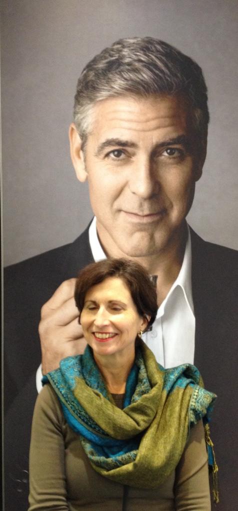 George with Jennie